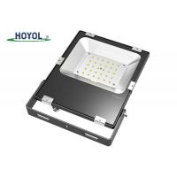 Buy cheap Ultra Slim / Super Slim Flood Light IP65 30W Outdoor LED Floodlight 3300LM PF>0.95 from wholesalers