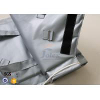Fireproof Heat Resisatnt Thermal Insulation Covers For Gate Valve Protection