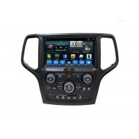 Buy cheap Auto Car GPS Navigation System 9 Inch Smart Touch Screen For Jeep Grand Cherokee from wholesalers