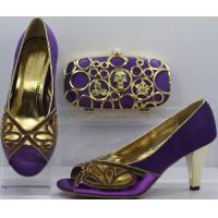 Quality 2012 Royal Style Party Shoes and Bag wholesale