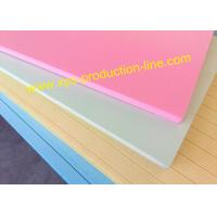 Buy cheap Cargo Truck XPS Insulation / Styrofoam Insulation Sheets Planed Grooved 2400 X 1200mm product