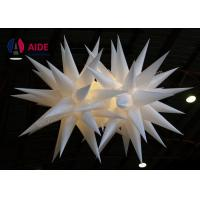 Quality Blower Inside Air Star Inflatable Lighting Decoration For Big Event Party Club wholesale