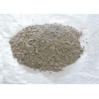 China High Alumina Castable Refractory / High Strength Castable Refractory Mix on sale