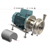 China 20T 40M Open Impeller Alcohol Sanitary Centrifugal Pump on sale