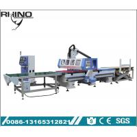 Quality Woodworking Custom CNC Router Machine With Automatic Loading & Unloading Function wholesale