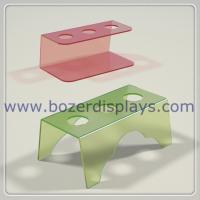 POP Acrylic Ice Cream Display Stand for sale