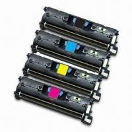 Quality Compatible Color Printer Toner Cartridge for HP C9700A-C9703A wholesale