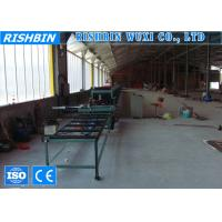 Quality Light Weight Corrugated Sandwich Panel Forming Line for Rack Wool Roof Panel wholesale