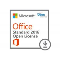 China Standard Global Language Microsoft Office 2016 Pro Key With USB/DVD Package on sale