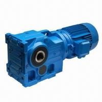 Quality K Series Helical Bevel Gear Reducer, CE Standard wholesale