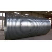 Quality Sprial Steel Silo Making Machine / Steel Strip Roll Forming Machinery wholesale