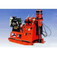 Quality GXY-2 Hydraulic Chuck Skid Mounted Drilling Rig With Anti-vibration Meter wholesale