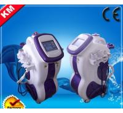 Cheap Vacuum Cavitation Tripolar Slimming Machine for sale