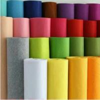 Quality 3mm thickness Non-woven Felt Fabric Polyester Cloth Felts DIY Kindergarten supplies for Sewing Dolls Crafts accessories wholesale