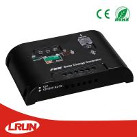 China 30A PWM Solar Charge Controller, 12/24V DC Auto Connect Maintenance Free Battery and PV Solar Panel on sale