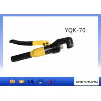 Quality Portable Manual/ Handheld Hydraulic Hose Crimping Tool YQK-70 For 70mm2 wholesale
