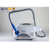 China Portable Picosecond Laser Machine , 1064 YAG Pico Tattoo Removal Machine on sale