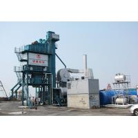 Quality 45 Seconds Mixing Cycle Bitumen Mixing Plant , Remote Control Aggregate Asphalt Plant Equipment wholesale