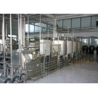 China Automatic Milk Powder Production Line For Can Package 500KG / H on sale