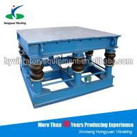 Quality Electric alluvial gold ore shaking vibrator table for tile wholesale