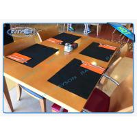 Quality STERILE Fabric Tablecloths Non Woven Tablecloth 45gsm 50gsm 70gsm wholesale