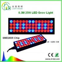Quality Reflector 25w Led Weed Growing Lights , Square Red Led Plant Grow Lights  wholesale
