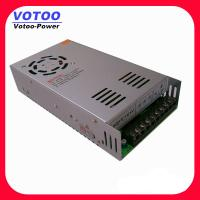 Quality 12 Volt 20 Amp LED Power Supply Switching Power Adapter , 200W AC To DC Transformer wholesale