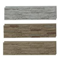 Cheap Waterproof Brick 3d Wall Panels Fire Retardant 3d Wall Board for Exterior Wall Replacement for sale