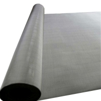 China 2.03mm 300 Micron SS304 Stainless Steel Wire Mesh Screen on sale