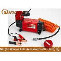 Quality Heavy Duty 12V Portable Air Compressor Efficiency Off Road Accessory 30mm Cylinder wholesale