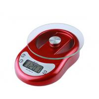 Quality Cooking Measuring Home Electronic Scale Selectable Color With Over Load Indication wholesale