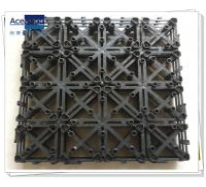 Quality PB-01 Upgrade Interlocking Plastic base for WPC decking tile wholesale