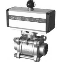 Quality Pneumatic rotary actuators,Gear rack and pinion in Stainless steel and aluminum alloy material wholesale