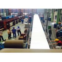 Quality Continue PU Sandwich Panel Line / 1000m Polyurethane Sandwich Panel Machine wholesale