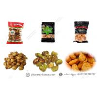 China Fried Board Beans Making Continuous Frying Machine for Commercial Using on sale