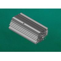 Quality Sunflower Grey Extrusion Aluminum Heat Sink For Condensator / IC wholesale