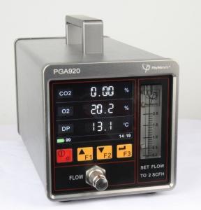 Quality PGA620 Portable CO2 Gas Analyzer , Carbon Dioxide Analyzer Fast Response wholesale