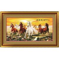 Quality Finished Cross Stitch Craft, the Horses wholesale