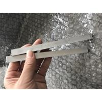 Quality High Transverse Rupture Strength Tantung G TTG 25 Wearing Bars Silver And Grey Color wholesale