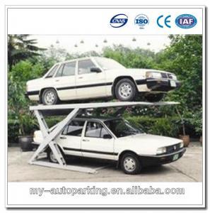Quality Scissor Lift for Car Parking/ Hydraulic Scissor Lifts Car Lift Scissor Used wholesale