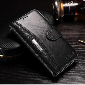 Quality Meizu M5 Note Vintage Wallet Case , No Scratch Leather Cell Phone Case wholesale