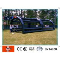 Quality 40ft Giant Inflatable Batting Cages Nets For Interactive Games wholesale