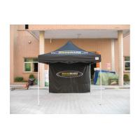 Quality Waterproof 10 By 10 Pop Up Canopy Tent With Sidewalls 100% Polyester 500D wholesale