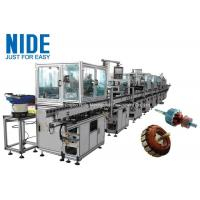 Cheap RAL9010 Electric Motor Production Line Armature Auto Winding Machine for sale