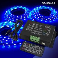 Quality 3 channel constant voltage remote manual rgb controller wholesale
