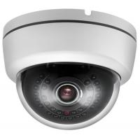 Quality Vari-focal Lens Infrared CMOS CCTV Camera White Dome With 720P High Resolution wholesale