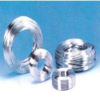China factory directly manufacture hot dipped galvanized iron wire  on sale
