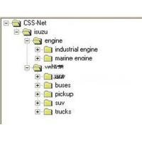 Cheap Vehicle Diagnostics Software 2010 Global Version Isuzu CSS-NET for sale