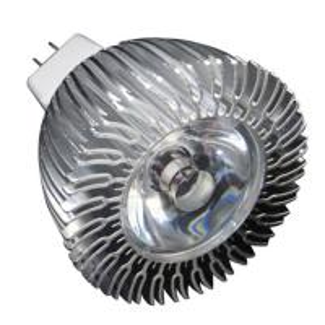 Quality 12v 3w Mr16 Led Light Bulbs Spot Lighting Rohs , Super Bright 180lm Led Spot Lights wholesale