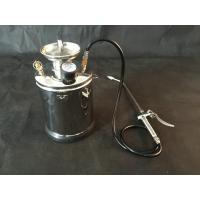 Quality Commercial 3.5GAL Stainless Steel Compression Sprayer With Brass Fan Nozzles wholesale